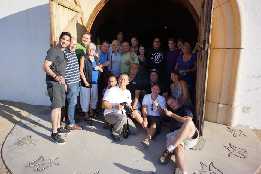 Chefs' Trip Baja 2012