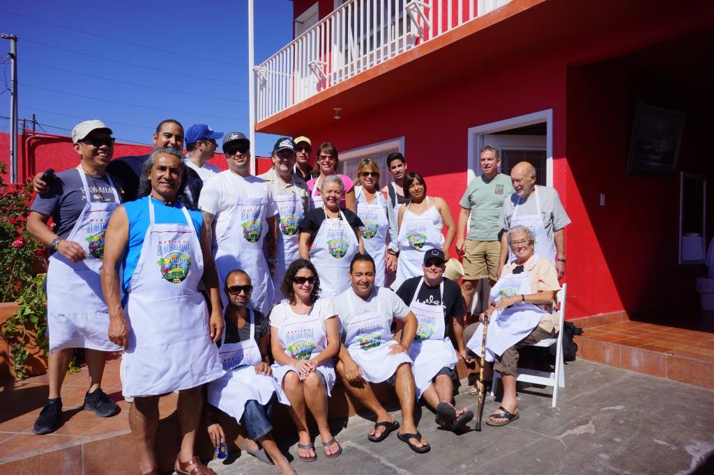 Chefs Trip Baja 2012