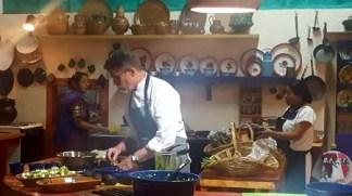 Rick Bayless Class, Xalapa