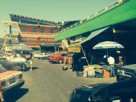 Fish Market, Port of Veracruz