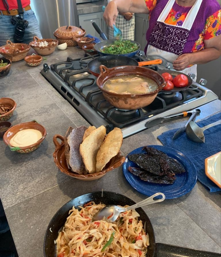 Cooking Class with Anthropologist Raquel Torres Cerdán